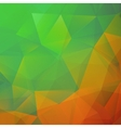 Spectrum geometric background EPS10 vector image vector image