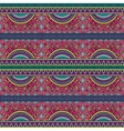 Abstract tribal ethnic seamless pattern vector image vector image