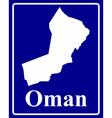 Oman vector image
