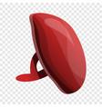 spleen icon cartoon style vector image vector image
