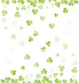 background with clower vector image