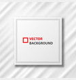 cloth frame white background texture art vector image