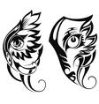 Animal eyes vector image vector image