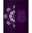 mandala decorative element vector image