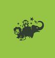 animal kids vector image vector image