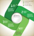 Modern design layout vector image vector image
