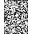 Abstract Halftone Dots Pattern Background a4 size vector image vector image