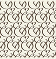 abstract seamless harmonious design pattern vector image