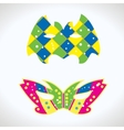 Carnival mask isolated vector image vector image