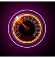 Speedometer 01 A vector image