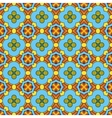 Cute flowers seamless pattern vector image vector image
