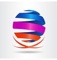 Logo sphera 013 vector image vector image