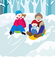 Family Play4 vector image vector image