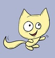 Funny cats Suitable for childrens stories and vector image vector image