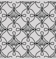 lace seamless pattern crochet loops vector image