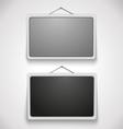 wall frames vector image