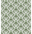 Geometric seamless pattern background Retro style vector image vector image