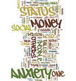 money and mind text background word cloud concept vector image vector image