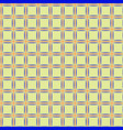 squares in grid geometric seamless pattern 512 vector image