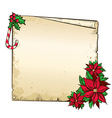 christmas paper background vector image