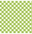 Seamless pattern check fabric background vector image vector image
