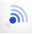 Creative Wireless Icon vector image
