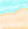 Holiday background - beach sea sand