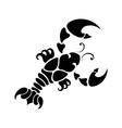 zodiac sign Cancer vector image vector image