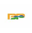 BP logo vector image vector image