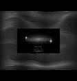 silver wavy lines luxury vector image vector image
