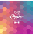 hipster blur 3 vector image vector image