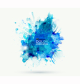 Abstract blots vector image vector image