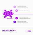 design designer sketch tools infographics vector image vector image