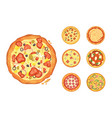 Popular pizza italian cook and pizzas delivery