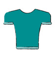 masculine shirt icon image vector image vector image