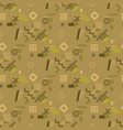 Abstract camouflage seamless pattern texture