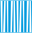 abstract seamless vertical blue and white striped vector image vector image