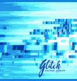 glitch error wallpaper background vector image vector image