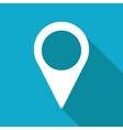 navigation icon Eps10 vector image