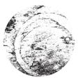 Wooden Circle vector image