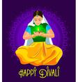 festival Diwali vector image vector image