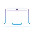 laptop computer device technology digital screen vector image