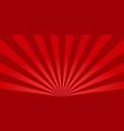 red sunburst background retro background with sun