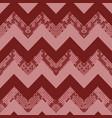 snake skin zig zag animal seamless pattern vector image vector image