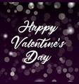valentines day light card background vector image vector image