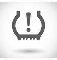 Tire Pressure vector image