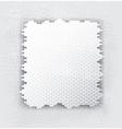 brick banner vector image vector image