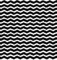 ink zig zag pattern 2902 vector image vector image