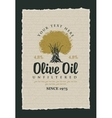 labels for olive oils vector image vector image