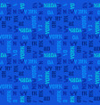 new york pattern seamless design vector image vector image